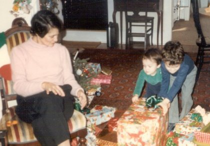 Xmas 1985 - Click to Enlarge
