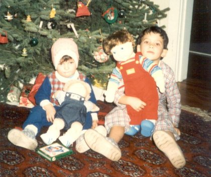 Xmas 1986 - Click to Enlarge