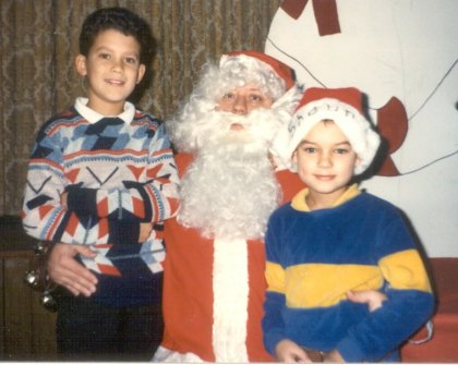 Xmas 1990 - Click to Enlarge