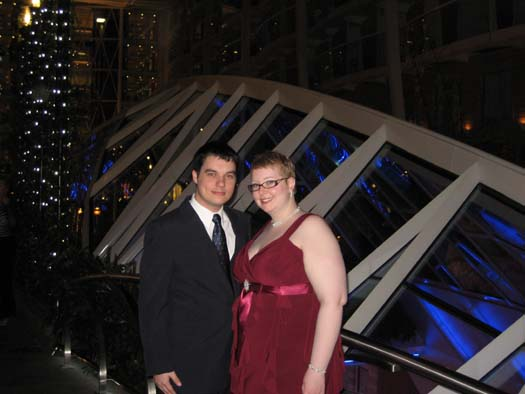 Oasis of the Seas Pictures - Formal Night