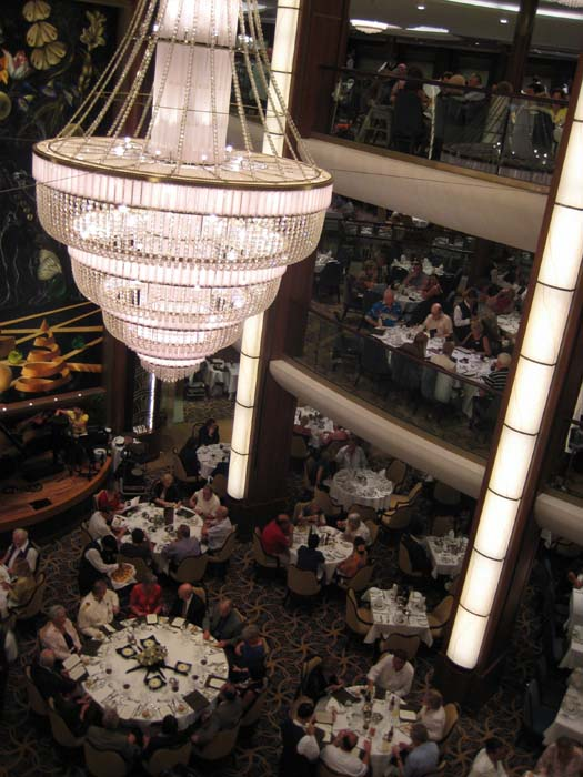 Oasis of the Seas Pictures - Opus Dining Hall