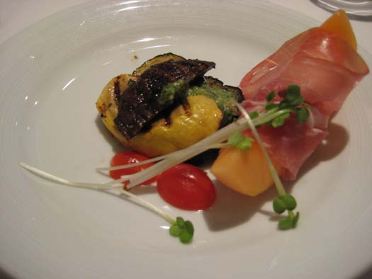 Oasis of the Seas Pictures - Food : Antipasti