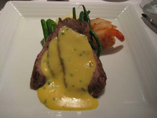 Oasis of the Seas Pictures - Food : Surf and Turf