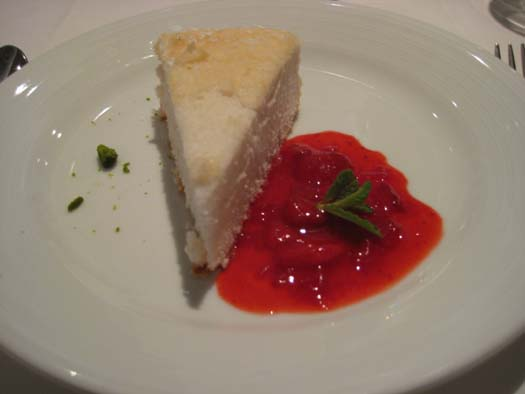 Oasis of the Seas Pictures - Dessert : Angel Food Cake