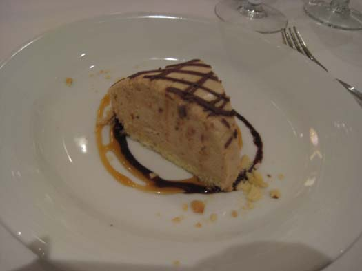 Oasis of the Seas Pictures - Dessert : Banana and Macadamia Nut Parfait