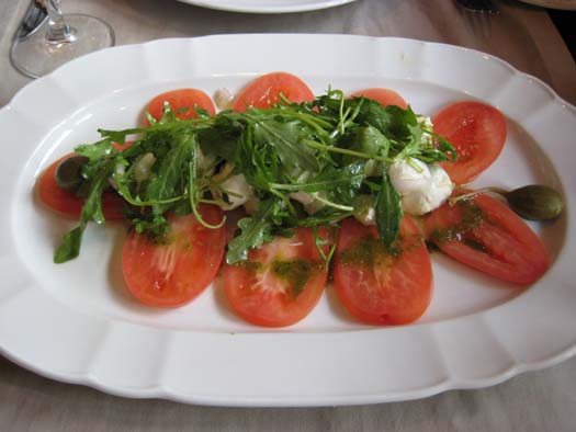 Oasis of the Seas Pictures - Food : Caprese Salad