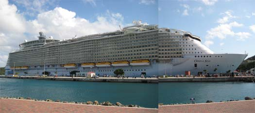 Oasis of the Seas Pictures - This Ship is HUGE!