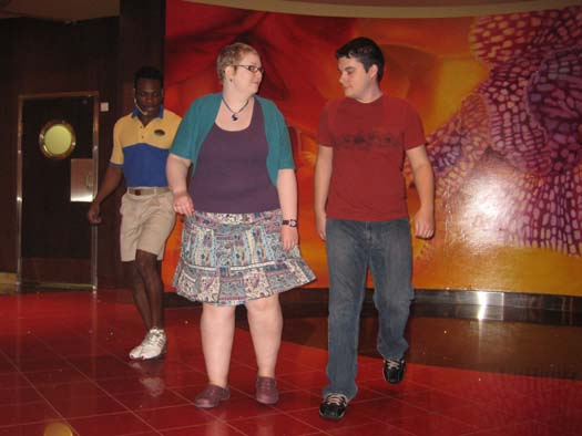 Oasis of the Seas Pictures - Country Line Dancing