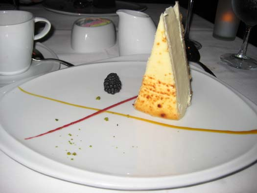 Oasis of the Seas Pictures - Dessert : New York Cheesecake