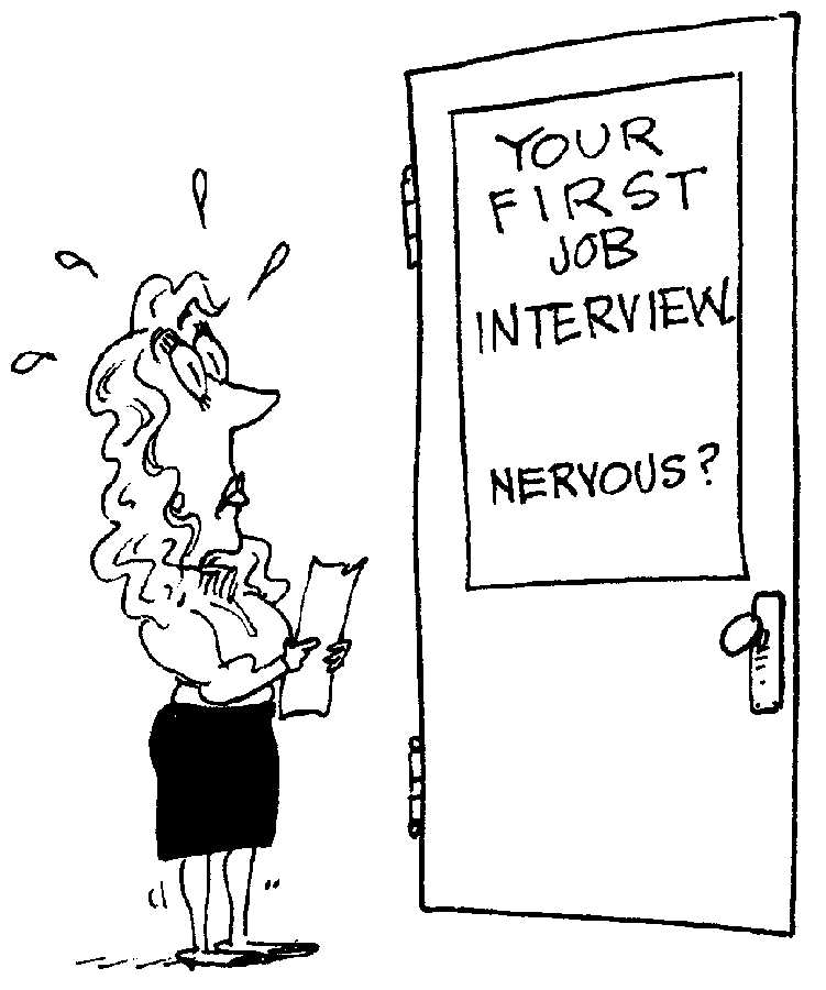 First Job Interview