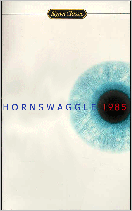 Hornswaggle 1985 - Cover Art by ltw999