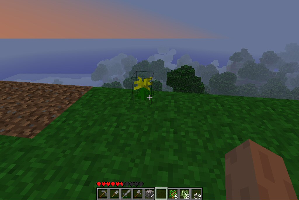 Minecraft Fanfiction 09 - Flower to the north