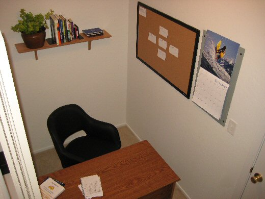 My Writing Room - Never Used - #2